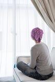 Плохая женщина рака Стоковое Изображение