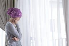 Плохая женщина рака Стоковая Фотография