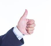плохая ложная рука жеста не значит нет Стоковое Изображение RF