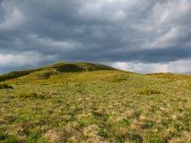 плохая погода гор Стоковые Изображения RF
