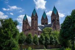 Плохая церковь Homburg спасителя стоковые фото