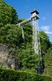 Плохое Schandau, Saxon Швейцария, Германия Стоковое Изображение RF