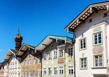 Плохое Toelz - Бавария Стоковые Изображения
