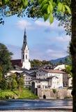 Плохое Toelz - Бавария Стоковые Изображения RF