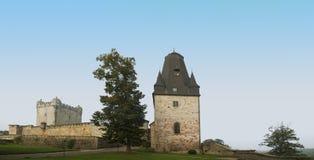 Плохой замок Bentheim Стоковые Фотографии RF