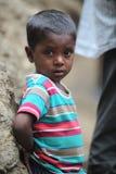 Плохой малый ребенок стоковое фото rf