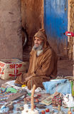 Плохой рынок Марокко Стоковая Фотография RF