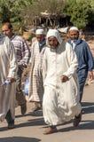 Плохой рынок Марокко Стоковые Изображения