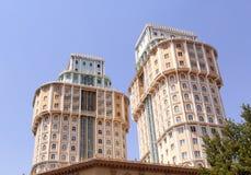 Площадь Душанбе Таджикистан, Душанбе стоковое фото rf
