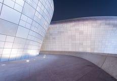 Площадь дизайна Dongdaemun на n Стоковая Фотография RF
