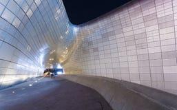 Площадь дизайна Dongdaemun на n Стоковое Изображение