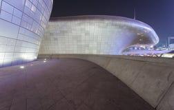Площадь дизайна Dongdaemun Стоковые Фото
