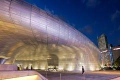 Площадь дизайна Dongdaemun Стоковое Фото