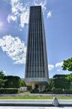 Площадь Имперского штата в Albany, Нью-Йорке Стоковое Изображение RF