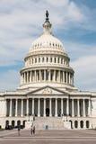 Площадь квадрата капитолия посещения людей восточная в Вашингтоне, DC стоковая фотография