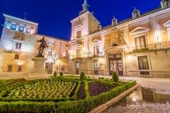Площадь de Ла Вилла стоковые фото