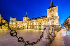 Площадь de Ла Вилла стоковые изображения