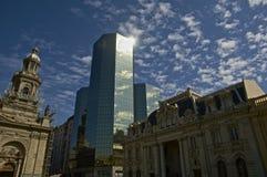 Площадь de Armas, Сантьяго Стоковое Изображение RF