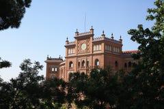 Площадь de Toros, Мадрид, Испания Стоковая Фотография RF