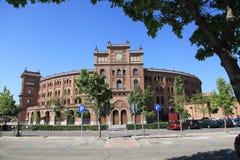 Площадь de Toros, Мадрид, Испания Стоковые Фотографии RF