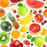 плодоовощи делают по образцу безшовное Стоковые Изображения RF