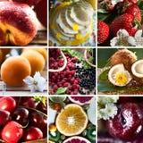 Плодоовощи и ягоды Стоковая Фотография RF