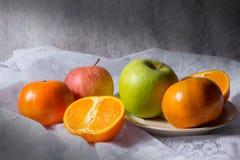 Плодоовощи комбинации натюрморта. стоковые изображения
