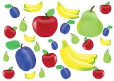 плодоовощи установили Стоковое Фото