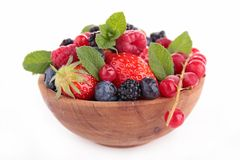 Плодоовощи ягод стоковые фото