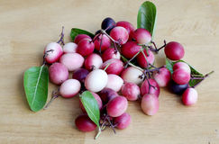 Плодоовощи Carunda Стоковая Фотография RF