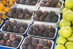 Плодоовощи Turkish конца-вверх взгляда Очень вкусные плодоовощи Turkish fruits много Стоковые Изображения