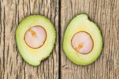 Плодоовощ авокадоа на белой предпосылке Стоковые Фото