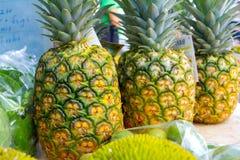 Плодоовощ ананаса тропический Стоковая Фотография RF