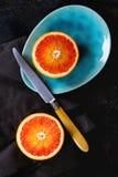 Плодоовощ апельсина крови Стоковое фото RF
