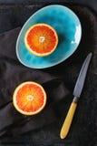 Плодоовощ апельсина крови Стоковые Фотографии RF