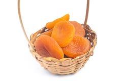 Плодоовощ высушенных абрикосов Стоковые Фотографии RF