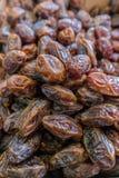 Плодоовощ высушенных дат Стоковая Фотография RF