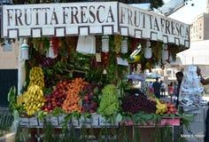 Плодоовощ в Италии Стоковая Фотография