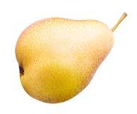 Плодоовощ груши изолированный на белой предпосылке Стоковое Изображение