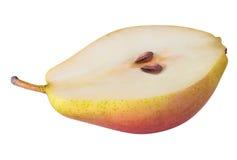 Плодоовощ груши изолированный на белой предпосылке Стоковые Фотографии RF