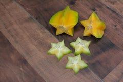 Плодоовощ звезды Стоковые Фотографии RF