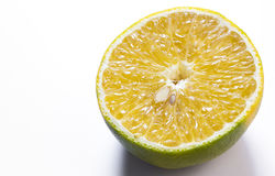 плодоовощ лимонов с белой предпосылкой Стоковое фото RF