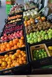 Плодоовощ и Veg Стоковое Изображение