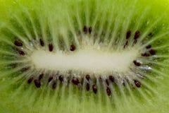 Плодоовощ кивиа, зеленый цвет, здоровая, здоровая еда, отрезок, предпосылка Стоковая Фотография