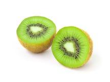 Плодоовощ кивиа на белой предпосылке, здоровой еде Стоковые Фото