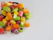 Плодоовощ конфеты Стоковые Фото