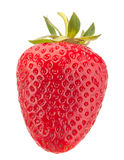 Плодоовощ клубники на белизне Стоковое Фото