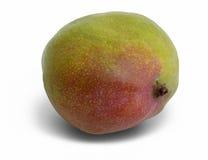 Плодоовощ мангоа в задней части белизны Стоковая Фотография RF