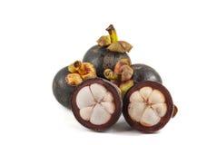 Плодоовощ мангустана Стоковая Фотография RF