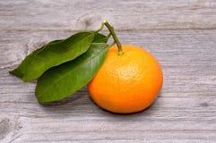 Плодоовощ мандарина или tangerine Стоковое Изображение